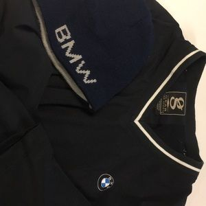 BMW the collection 2 pieces and Mercedes polo
